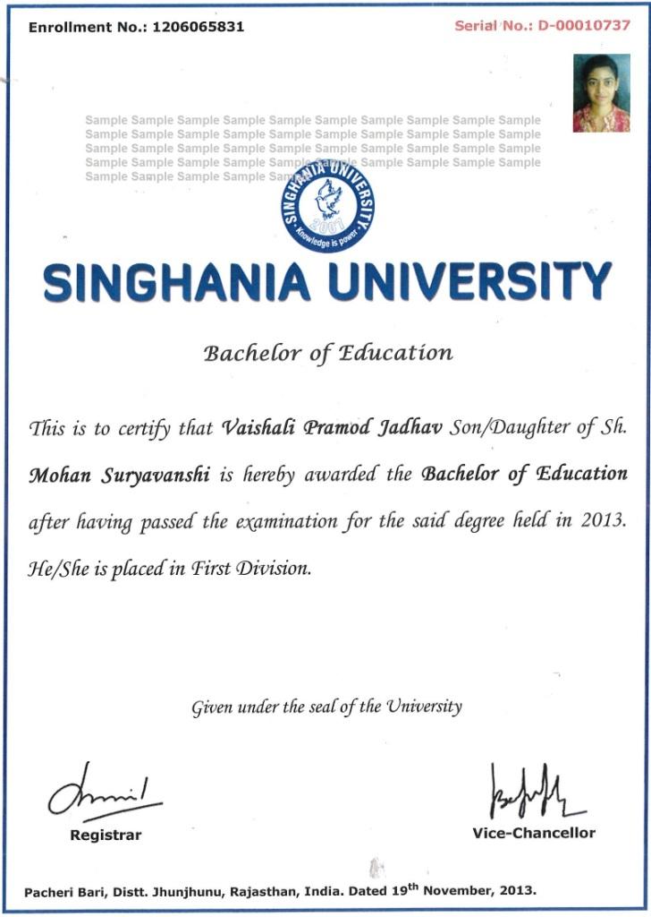 grand canyon, san francisco, dhaka fake, maryland masters, college london, on online degree form of singhania university